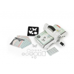 SIZZIX BIG SHOT STARTER KIT WHITE & GRAY