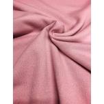 Sädelusega dressikangas, roosa.