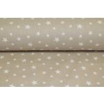 Puuvillane voodipesu kangas, beeš täht. 2.4m