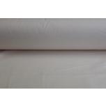 Puuvillane kangas 2,4m natural valge