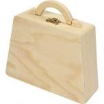 Puidust kohver